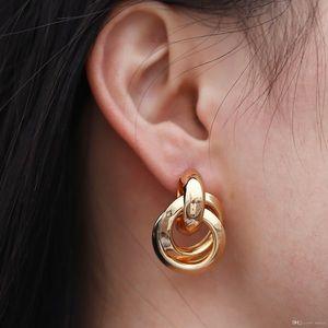 New Zara Gold Earring